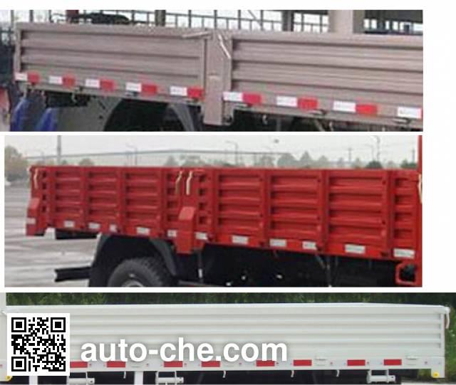 Shangjun CSJ5047JSQZZ5 truck mounted loader crane