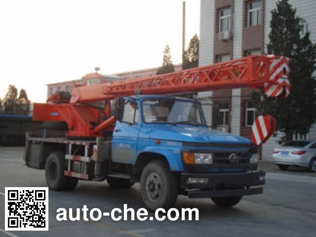 Shangjun CSJ5116JQZ4 truck crane