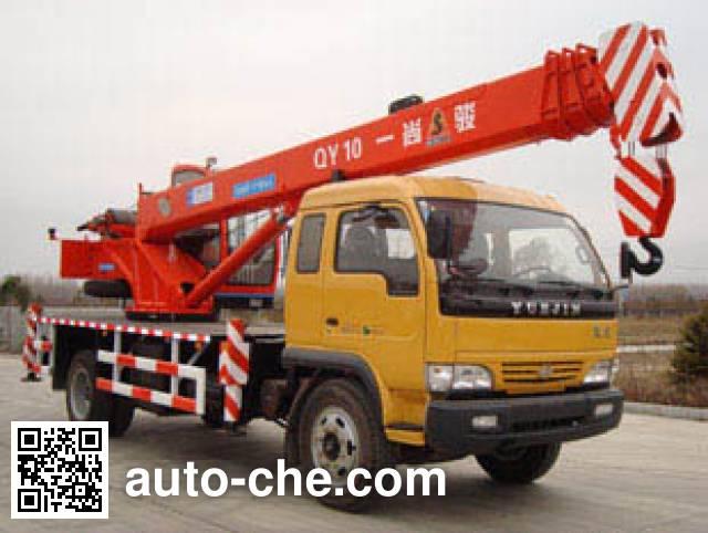 Shangjun CSJ5120JQZQY10 truck crane