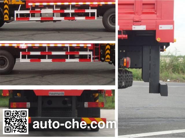 Shangjun CSJ5250JSQ5 truck mounted loader crane