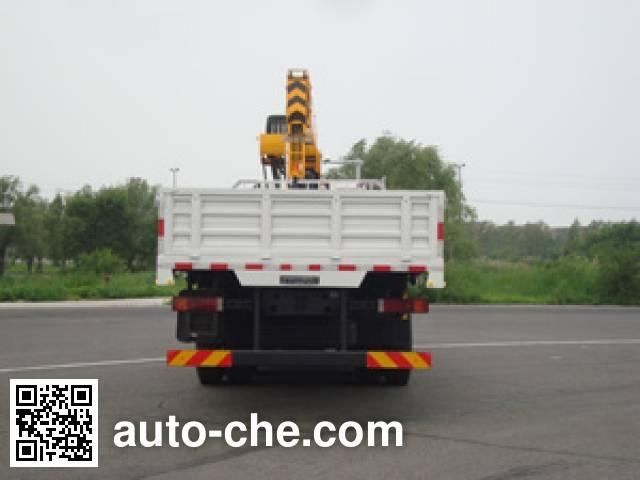 尚骏牌CSJ5251JSQZZ5随车起重运输车
