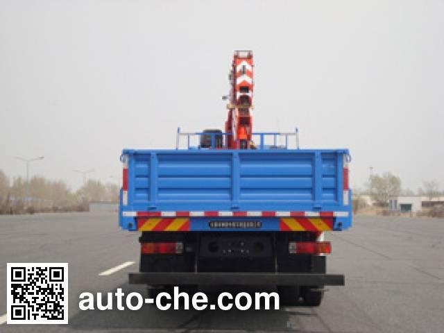 Shangjun CSJ5253JSQ4 truck mounted loader crane