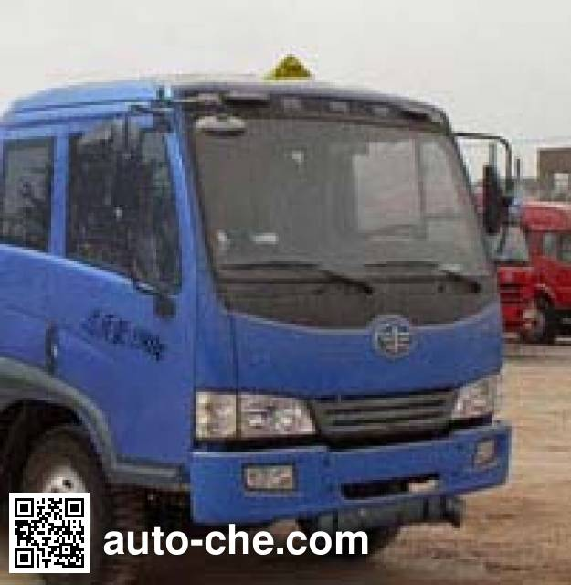 Longdi CSL5162GJYC fuel tank truck