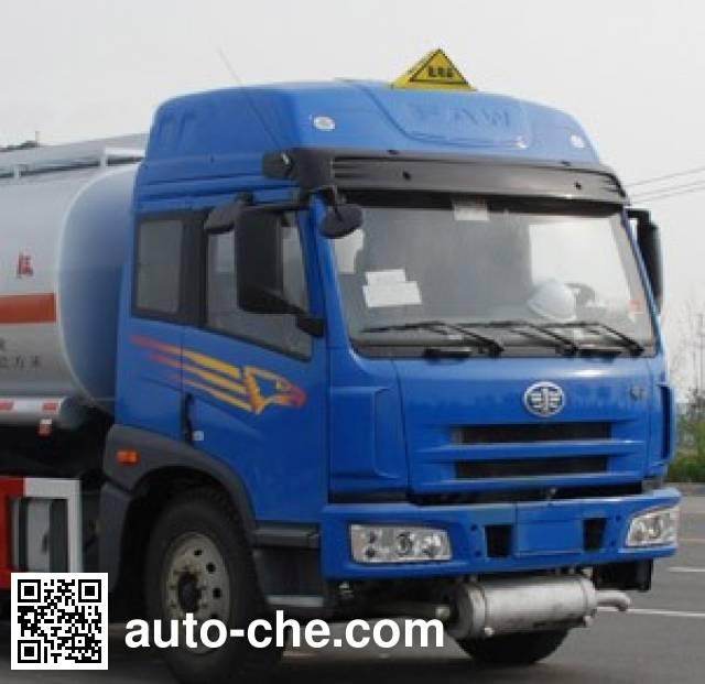Longdi CSL5250GJYC fuel tank truck