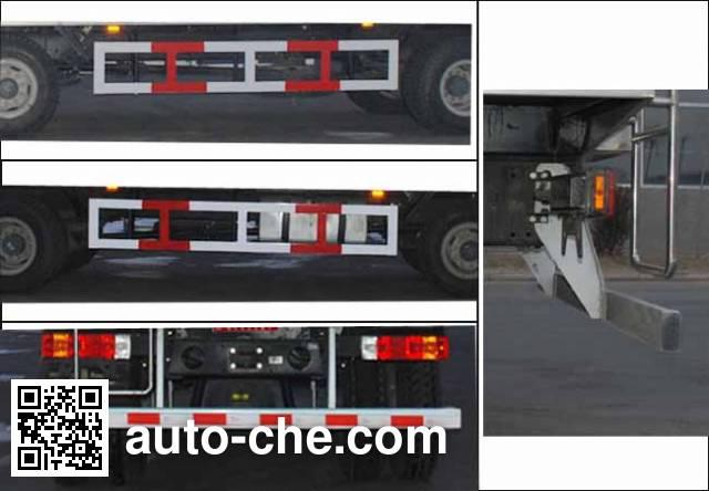Longdi CSL5250GYSC liquid food transport tank truck