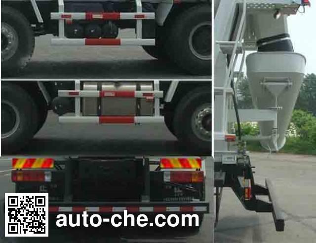 Longdi CSL5311GJBC4 concrete mixer truck