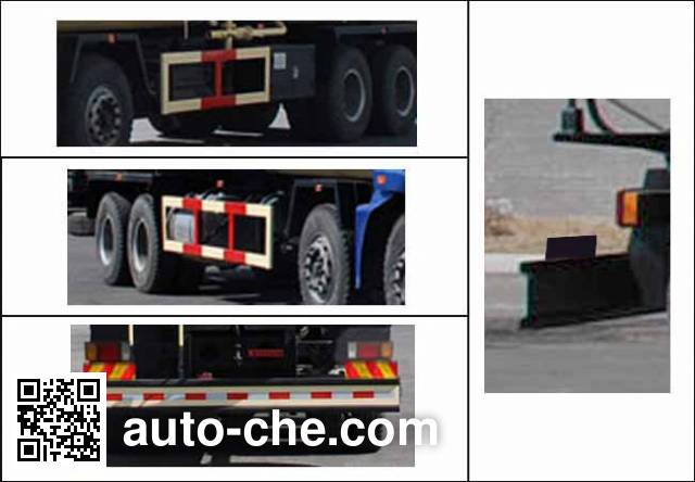 Longdi CSL5311GFLB bulk powder tank truck