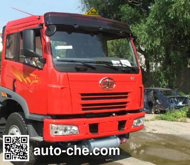 Longdi CSL5319GJYC fuel tank truck