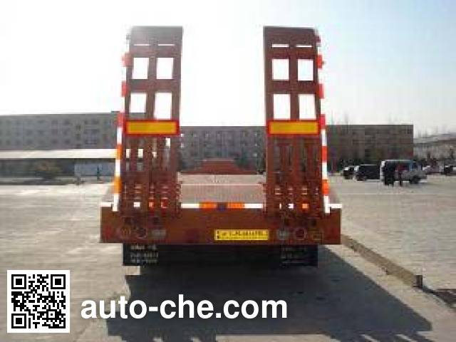 CIMC Liangshan Dongyue CSQ9281TDPA lowboy