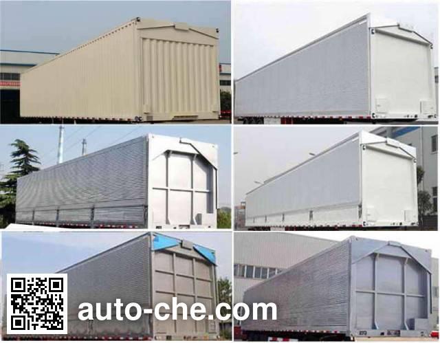 CIMC Liangshan Dongyue CSQ9320XXYK wing van trailer