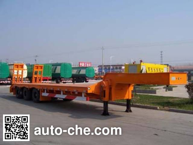 CIMC Liangshan Dongyue CSQ9340TDP lowboy