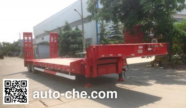 CIMC Liangshan Dongyue CSQ9350TDP lowboy