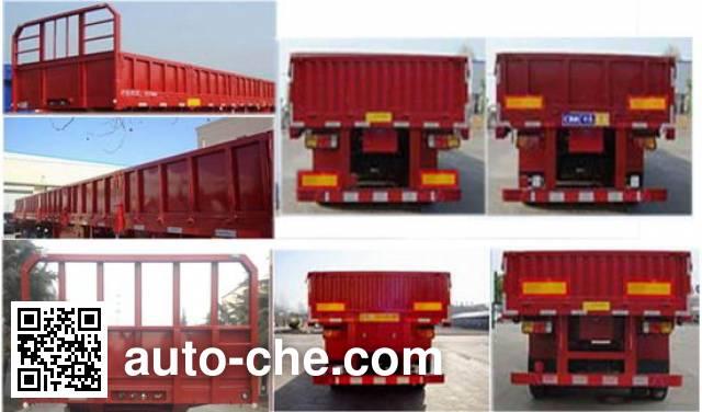 CIMC Liangshan Dongyue CSQ9400B trailer