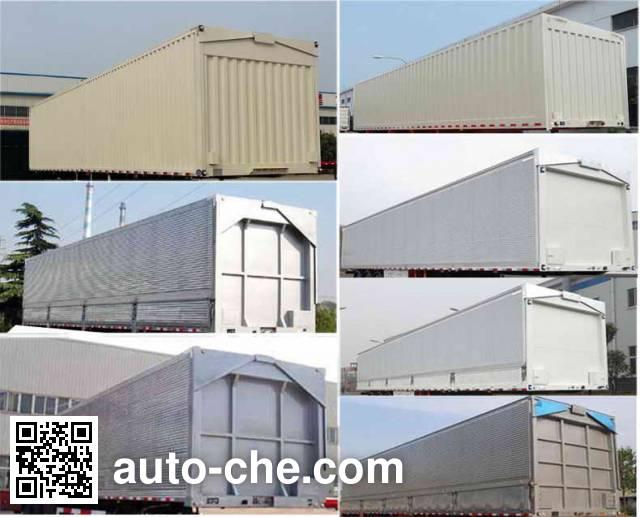 CIMC Liangshan Dongyue CSQ9400XXYK wing van trailer
