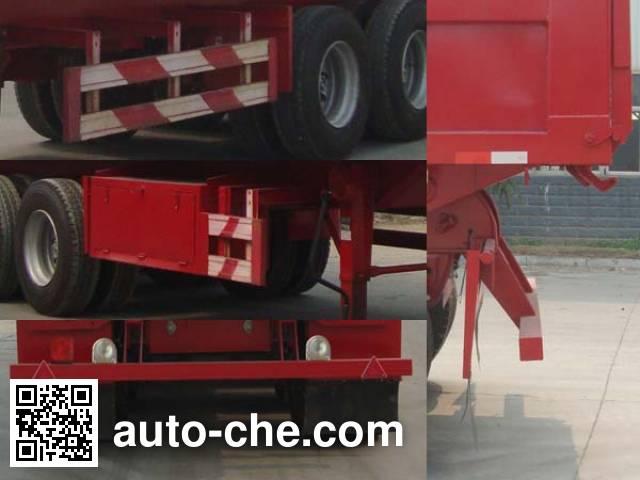 CIMC Liangshan Dongyue CSQ9400ZZX dump trailer