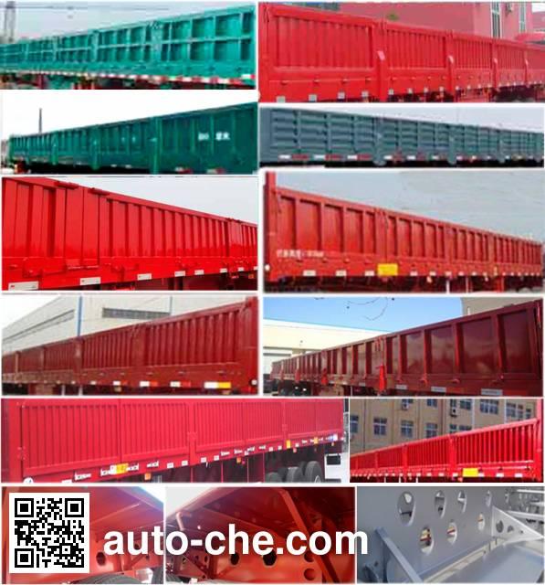 CIMC Liangshan Dongyue CSQ9401A trailer