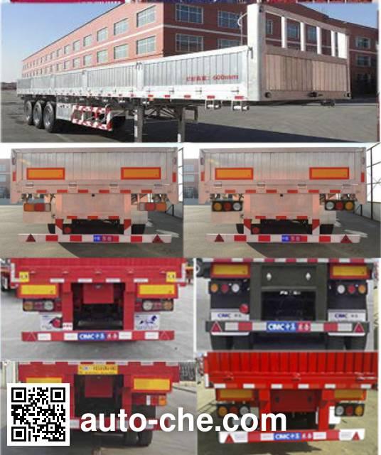 CIMC Liangshan Dongyue CSQ9380 trailer