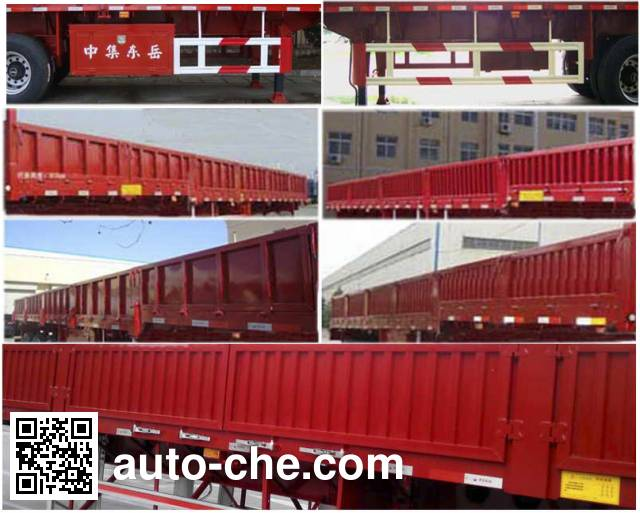 CIMC Liangshan Dongyue CSQ9402C trailer