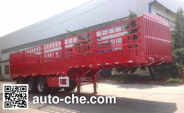 CIMC Liangshan Dongyue CSQ9402CCY stake trailer