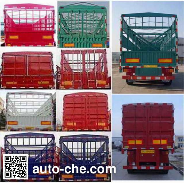 CIMC Liangshan Dongyue CSQ9403CLXY stake trailer