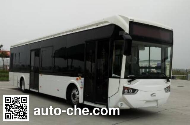 南车牌CSR6121GSEV4纯电动城市客车