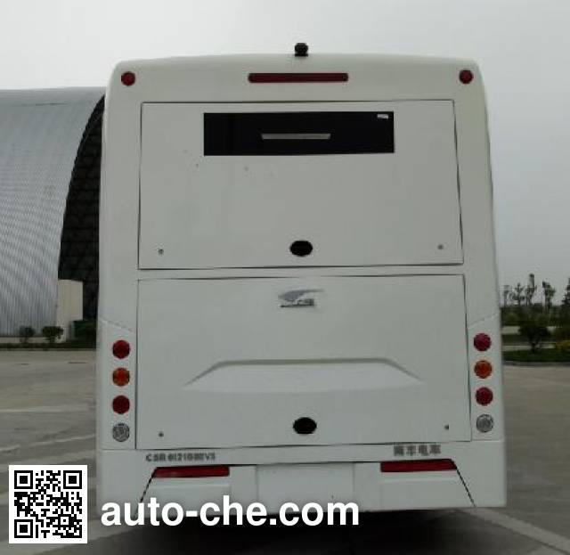 CSR CSR6121GSEV2 electric city bus