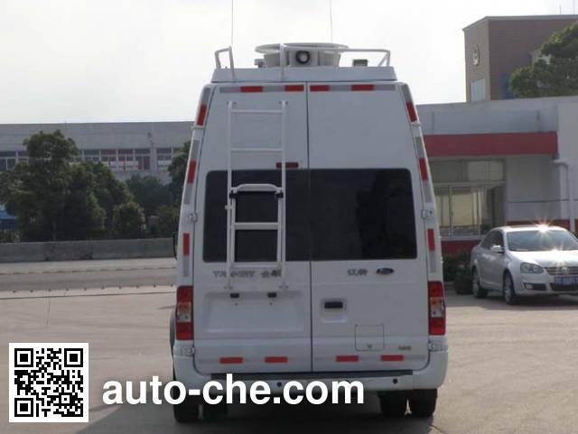 Huadong CSZ5042XDW mobile shop
