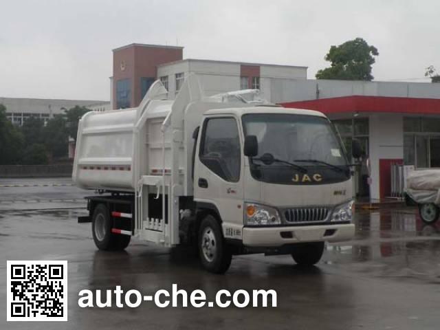华东牌CSZ5070ZZZ2自装卸式垃圾车