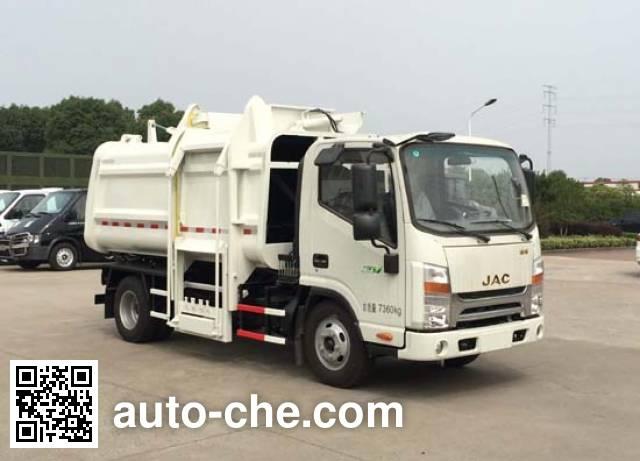 华东牌CSZ5070ZZZ5自装卸式垃圾车