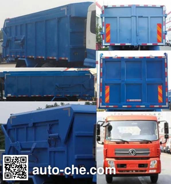 Huadong CSZ5160ZDJ5 docking garbage compactor truck