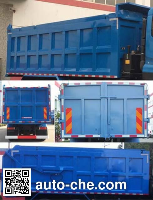 Huadong CSZ5250ZDJ5 docking garbage compactor truck