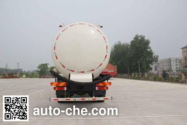 皖汽汽车牌CTD5310GFL低密度粉粒物料运输车