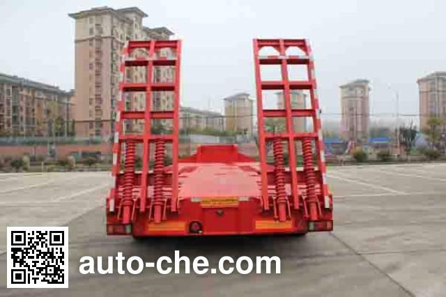 Wanqi Auto CTD9351TDP lowboy