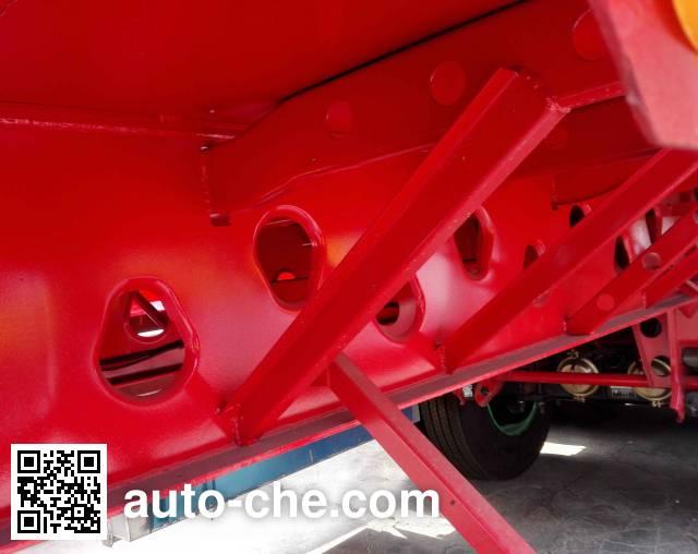 Wanqi Auto CTD9400P flatbed trailer