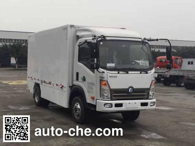Tongtu CTT5041XXYBEV electric cargo van