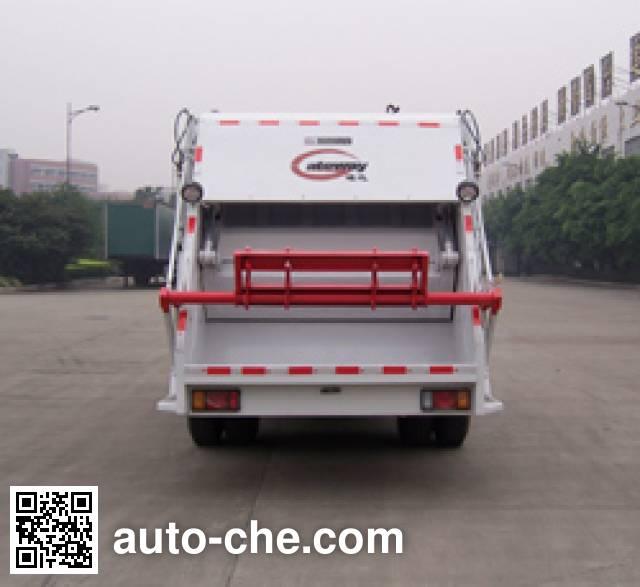 Tongtu CTT5092ZYS мусоровоз с уплотнением отходов