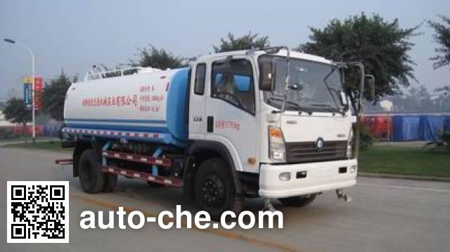 Tongtu CTT5163GSSN поливальная машина (автоцистерна водовоз)