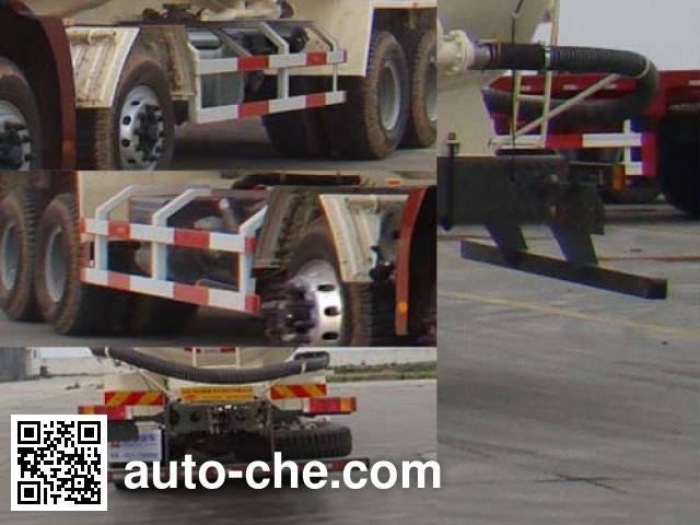 Tongya CTY5310GFLSQR low-density bulk powder transport tank truck