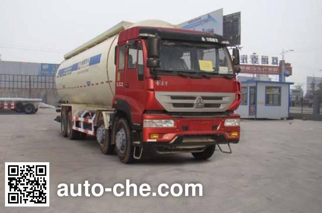 Tongya CTY5310GFLZ1 low-density bulk powder transport tank truck
