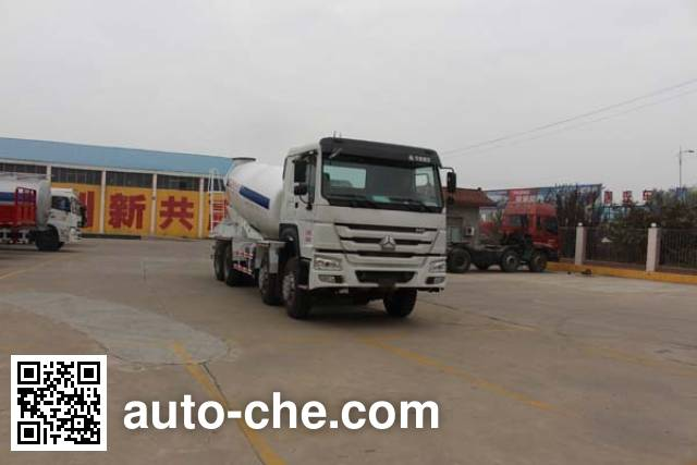 Tongya CTY5310GJBZ7 concrete mixer truck