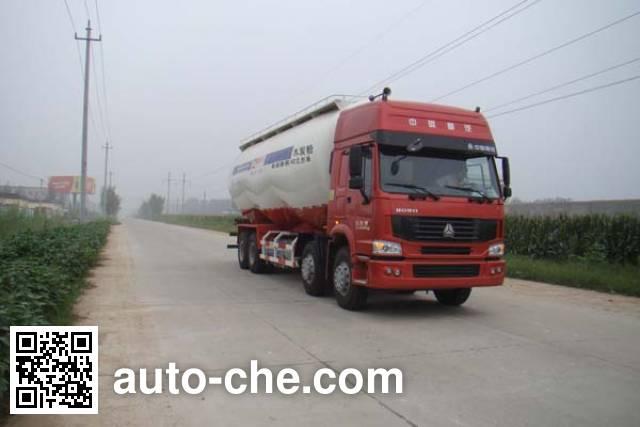 通亚达牌CTY5314GFLZ7低密度粉粒物料运输车