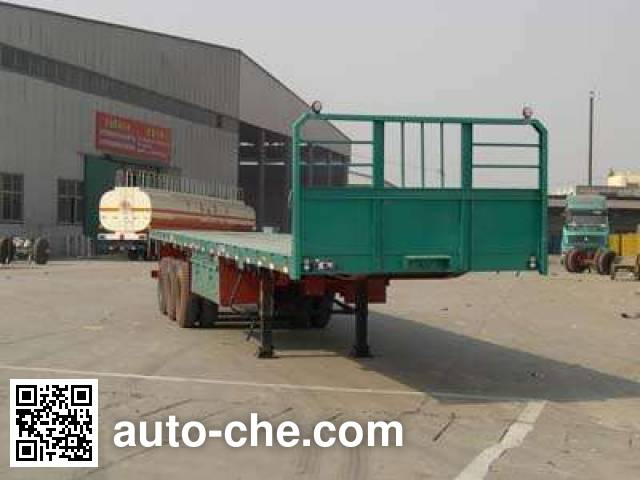 Tongya CTY9310P flatbed trailer