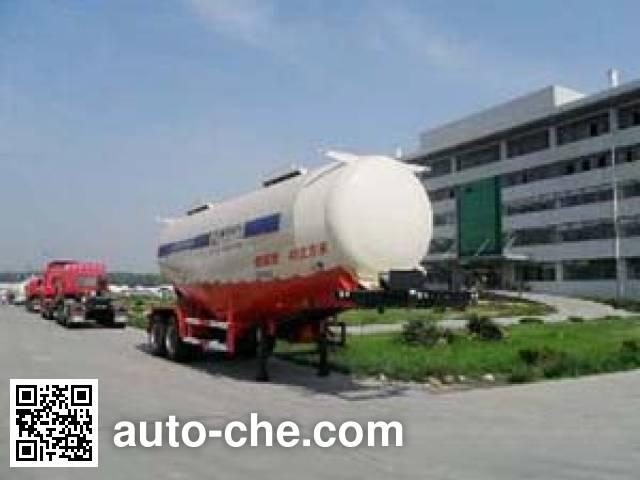通亚达牌CTY9352GFL低密度粉粒物料运输半挂车