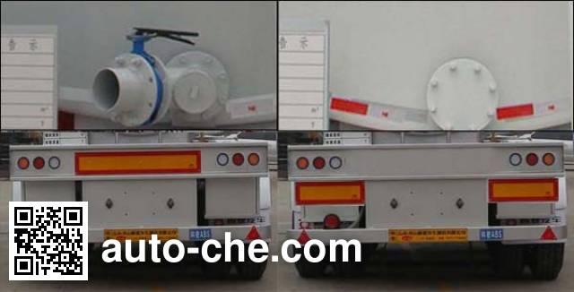 Tongya CTY9400GLY liquid asphalt transport tank trailer