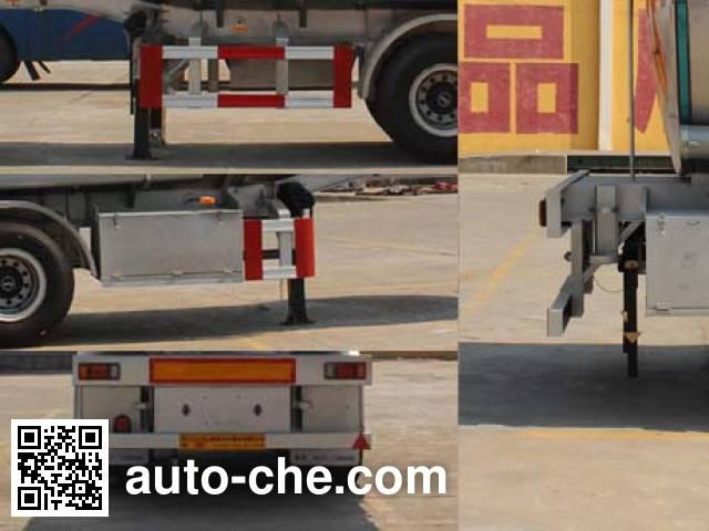 Tongya CTY9400GLY35 liquid asphalt transport tank trailer