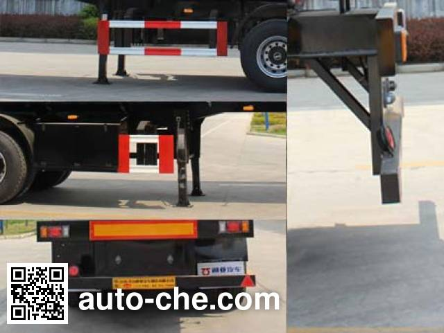 Tongya CTY9400GLYPH liquid asphalt transport tank trailer