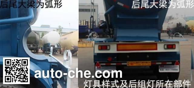 Tongya CTY9400GSN35 bulk cement trailer