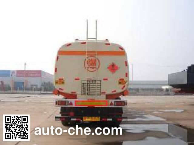 Tongya CTY9400GYY oil tank trailer