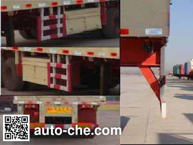 Tongya CTY9400XXYK wing van trailer
