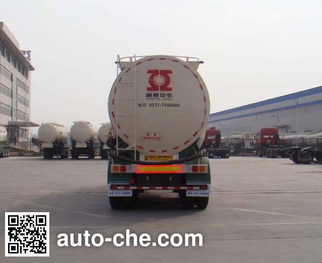 Tongya CTY9401GFLA medium density bulk powder transport trailer